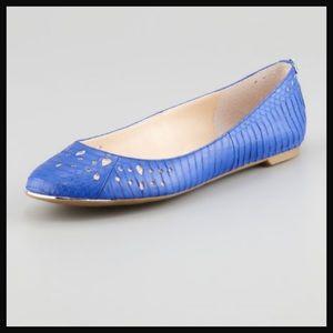 SAM EDELMAN | Leighton blue ballet flat size 5M